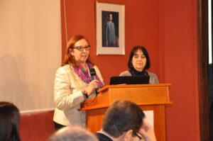 XV aniversario de la UIO. Pinazo y Bendala